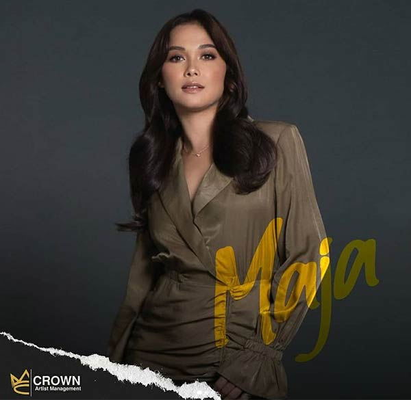 Crown Artist Management CEO Maja Salvador