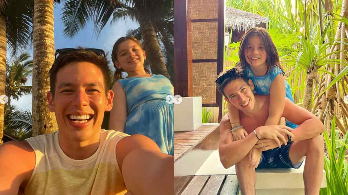 Jake Ejercito and Ellie Eigenmann