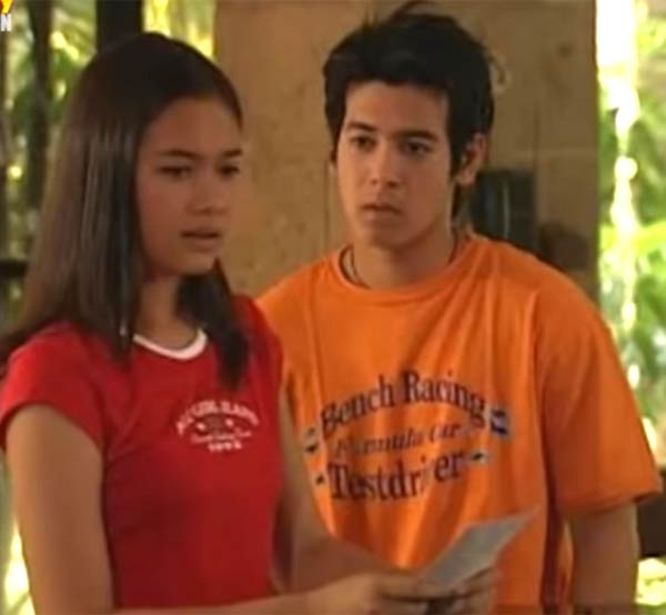 Maja Salvador with John Pratts in It Might Be You