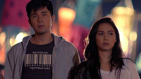 Maja Salvador, Paulo Avelino in I'm Drunk I Love You