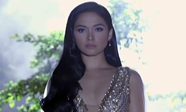Maja Salvador as Lily Cruz in Wildflower