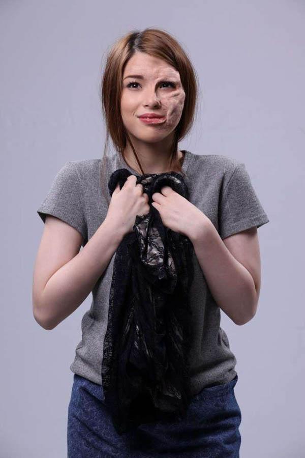 Kylie Padilla Blusang Itim