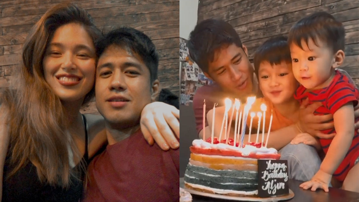 Aljur Abrenica 31st birthday celebration