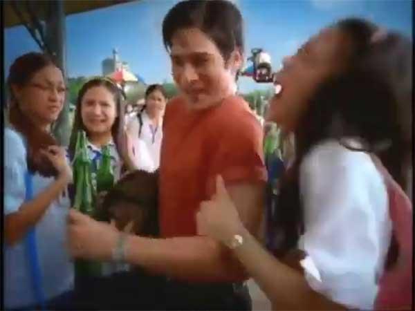 Toni Gonzaga, Piolo Pascual Sprite commercial