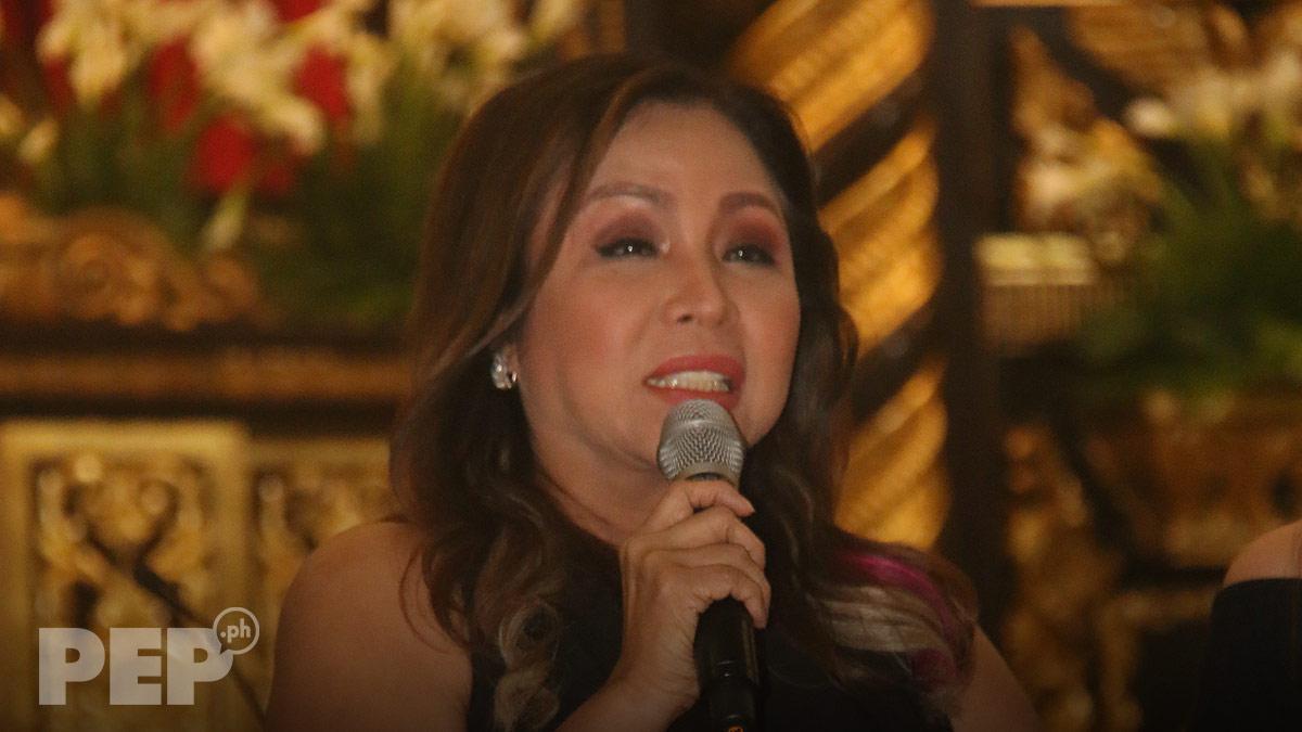 Claire dela Fuente interment