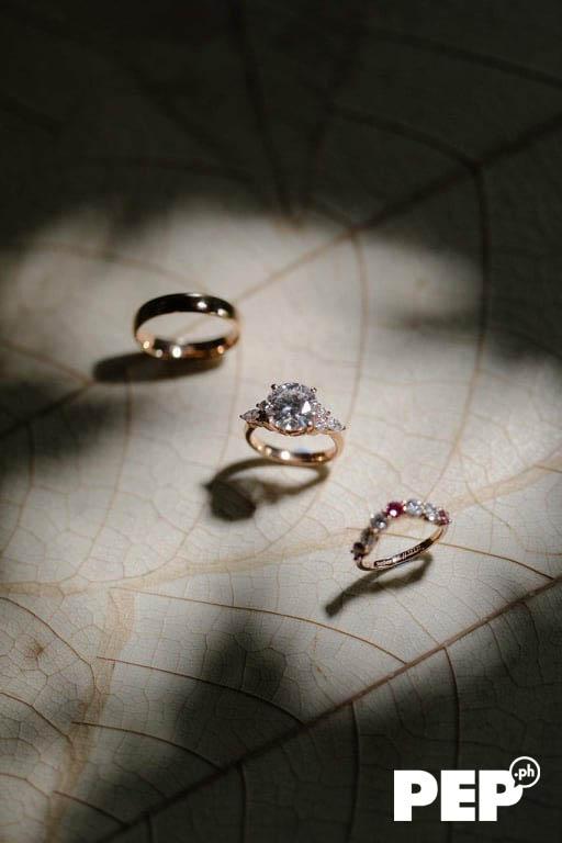 Luis Manzano, Jessy Mendiola wedding rings