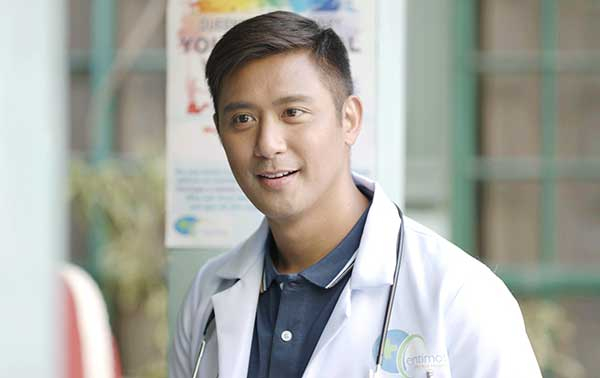 Rocco Nacino as Dr. Kenneth Paul in Owe My Love