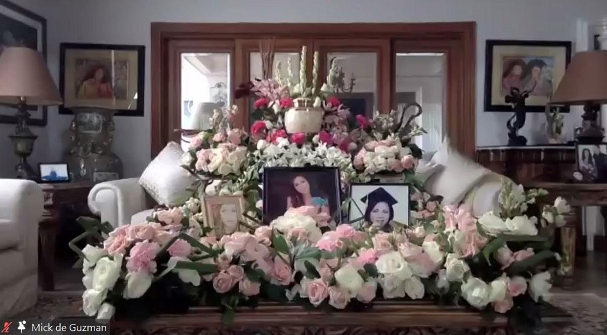 Claire Dela Fuente remains