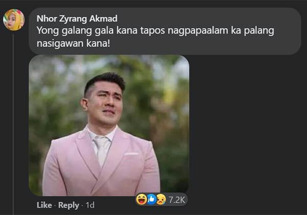 Luis Manzano wedding meme