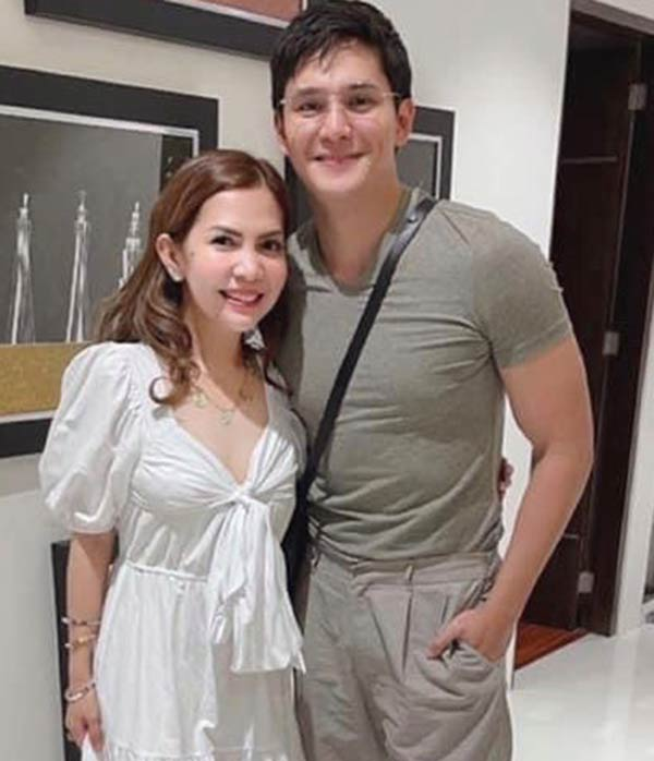 Ruru Madrid with Rhea Tan