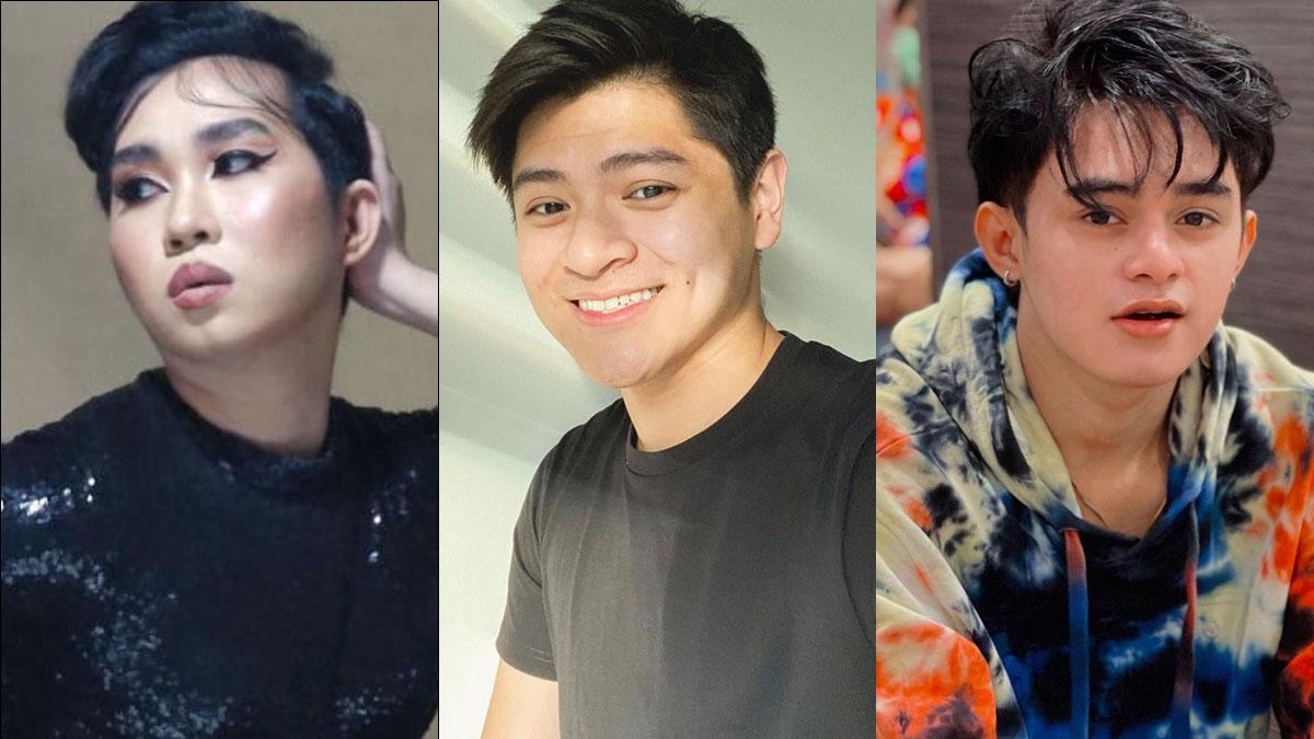 Sassa Gurl, Anthony Ayuban, Jae Miranda