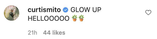 boyfriend Mito Fabie reply to Leila IG post