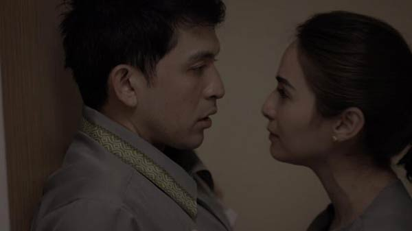 Dennis Trillo, Jennylyn Mercado on I Can See You: The Lookout