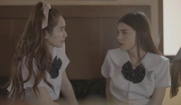 Jennylyn Mercado, Rhian Ramos on I Can See You: The Lookout