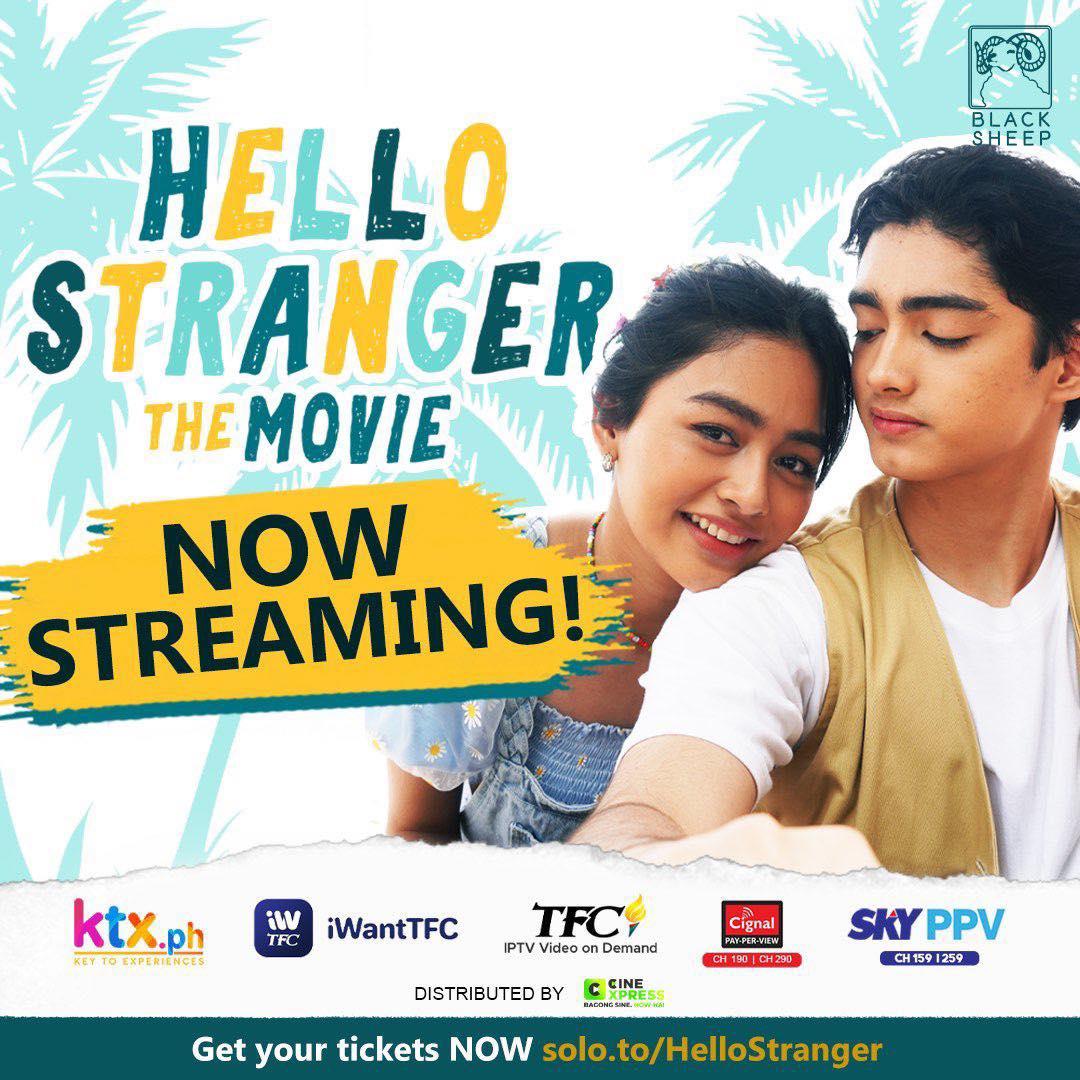 Hello Stranger: the movie