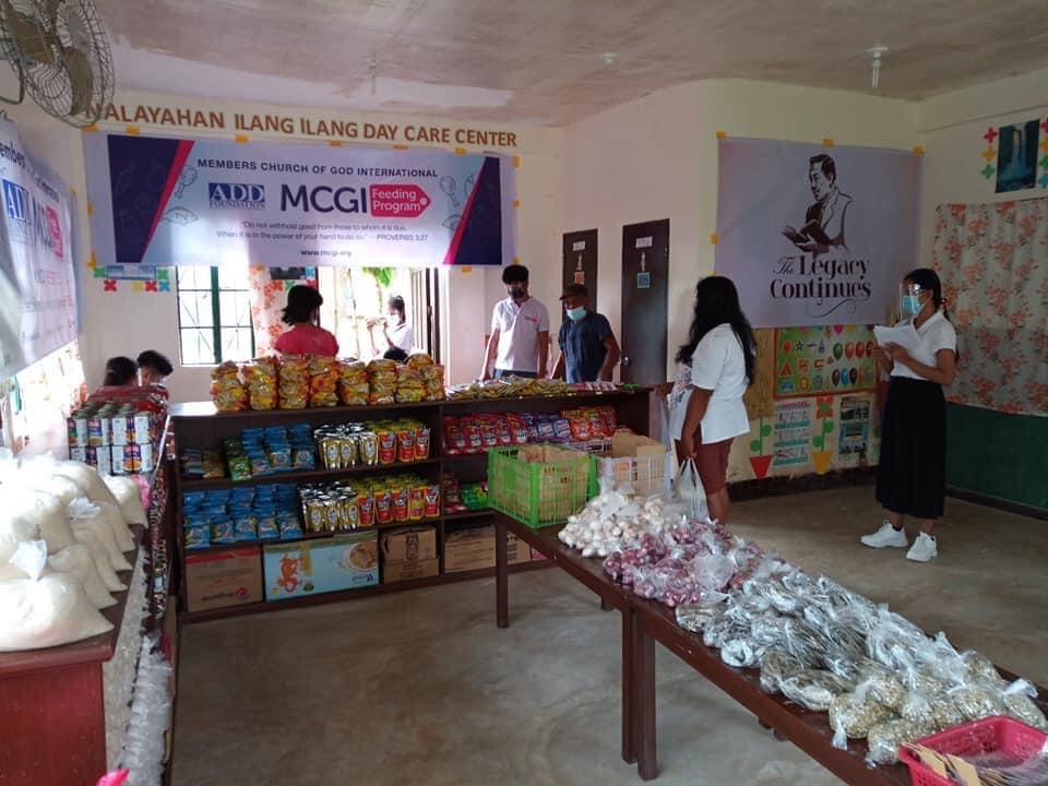 free store branch in Camarines Sur