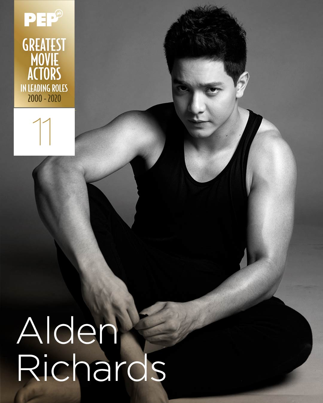Alden Richards, 15 Greatest Movie Actors