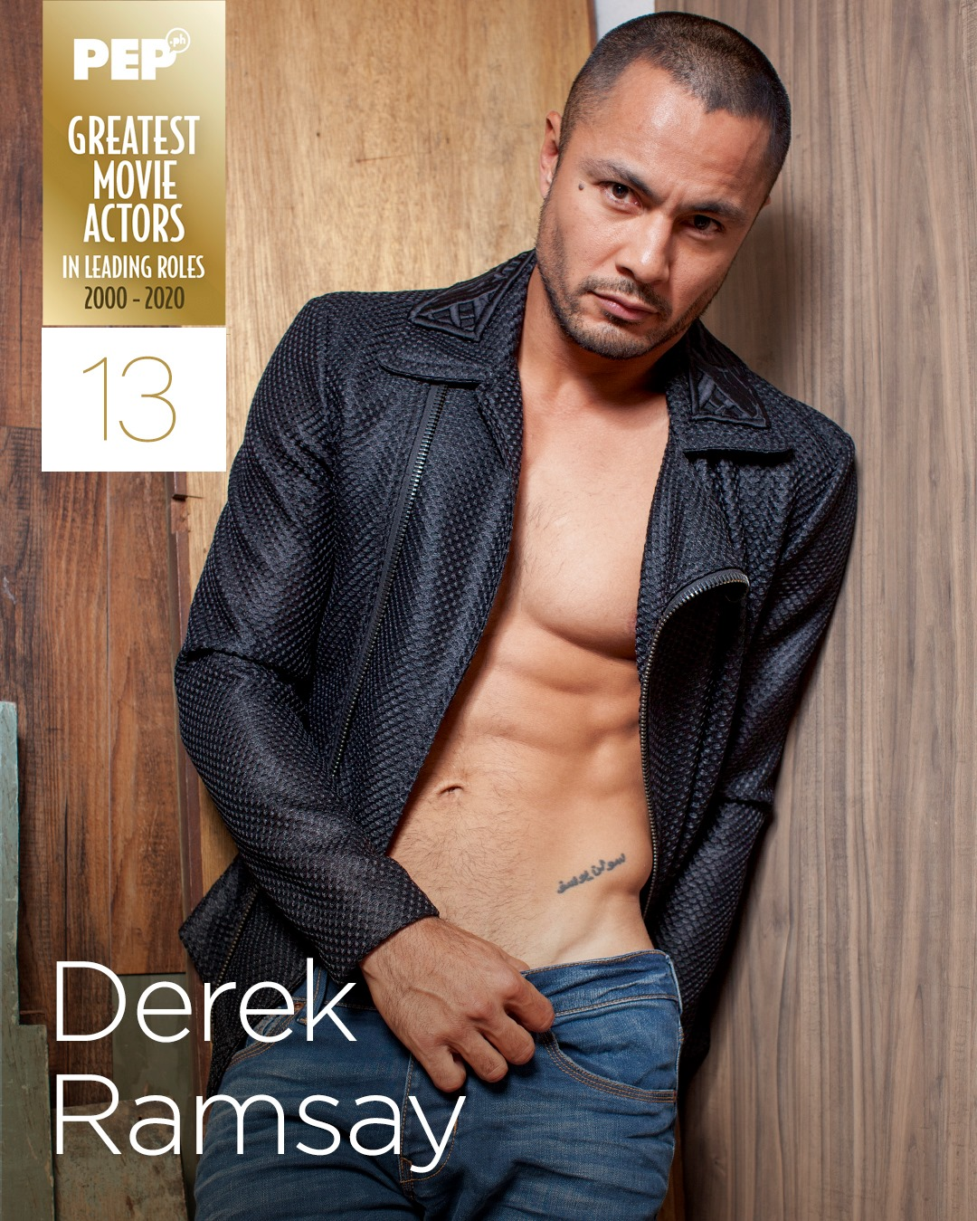 Derek Ramsay, 15 Greatest Movie Actors in Leading Roles
