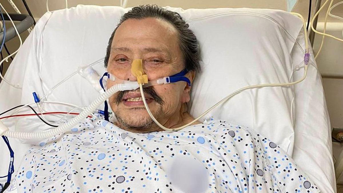 Former President Joseph Estrada transferred to a regular room.