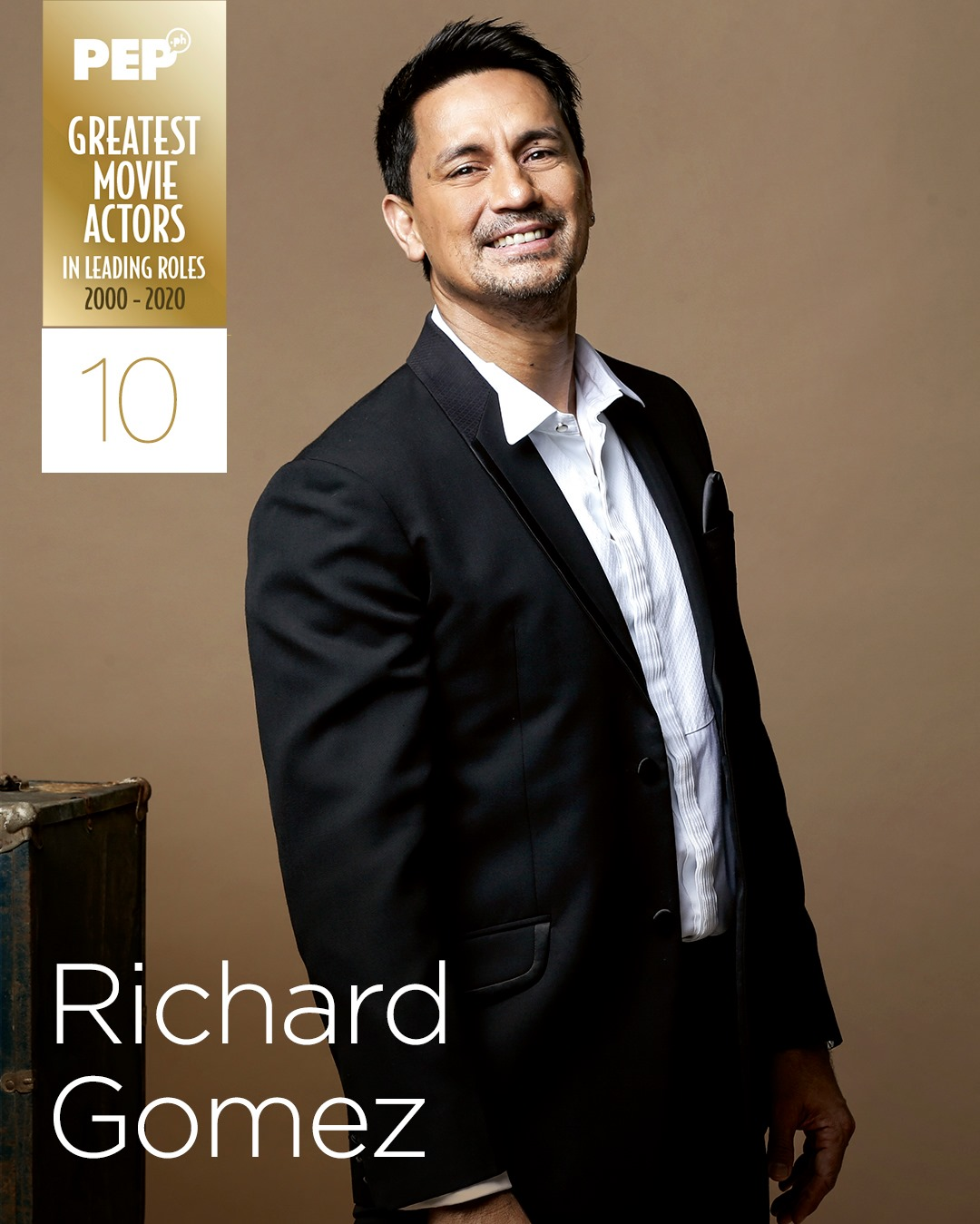 Richard Gomez, 15 Greatest Movie Actors in Leading Roles