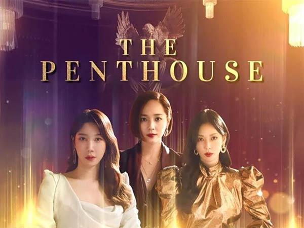 Lee Ji-ah, Kim So-yeon, Eugene in The Penthouse