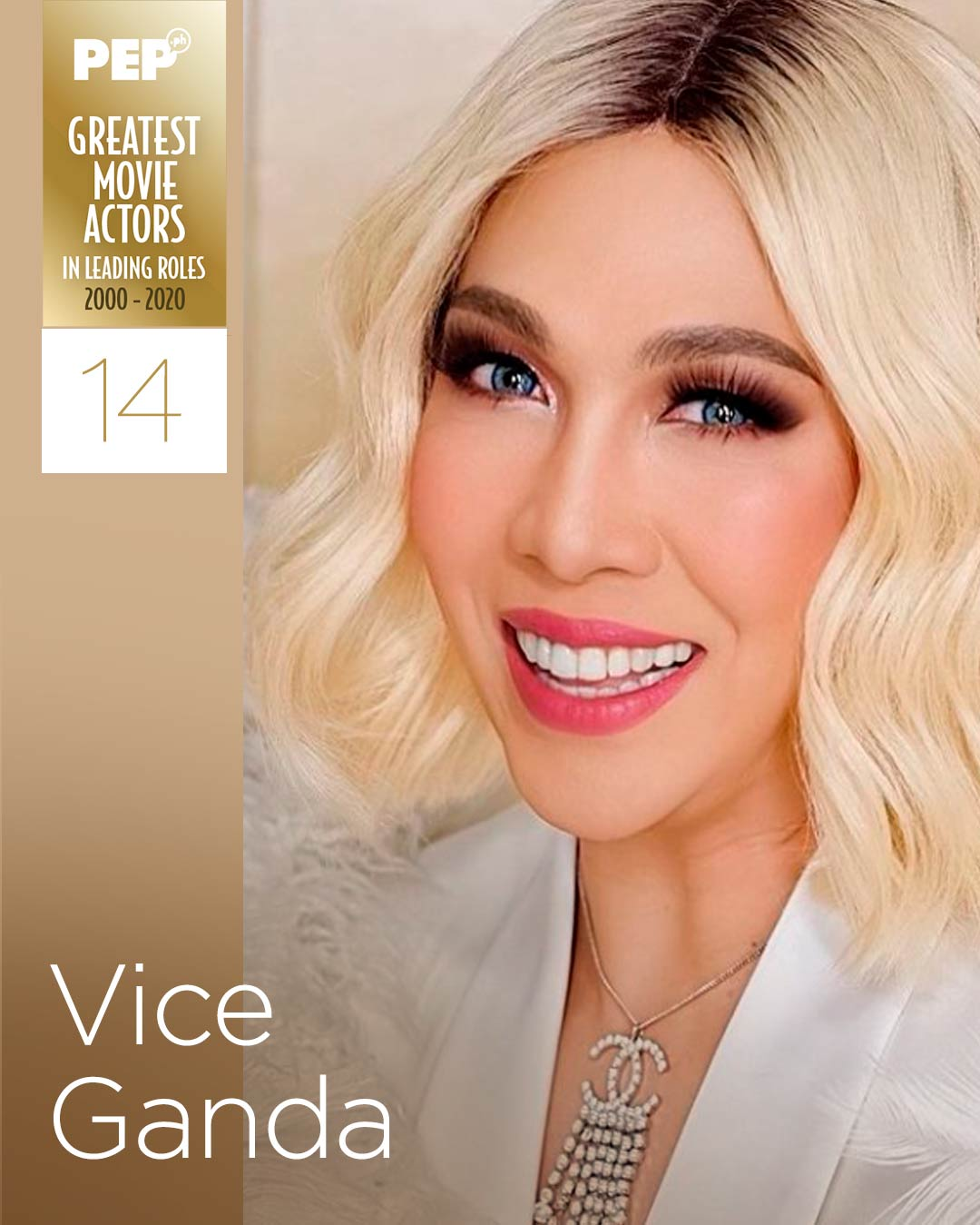Vice Ganda, 15 Greatest Movie Actors