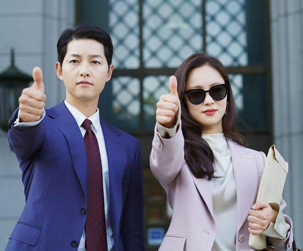 Song Joong Ki, Jeon Yeo Been in Vincenzo