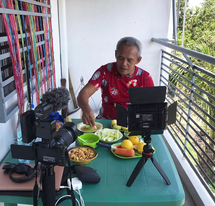 Joselito Martinez vlog