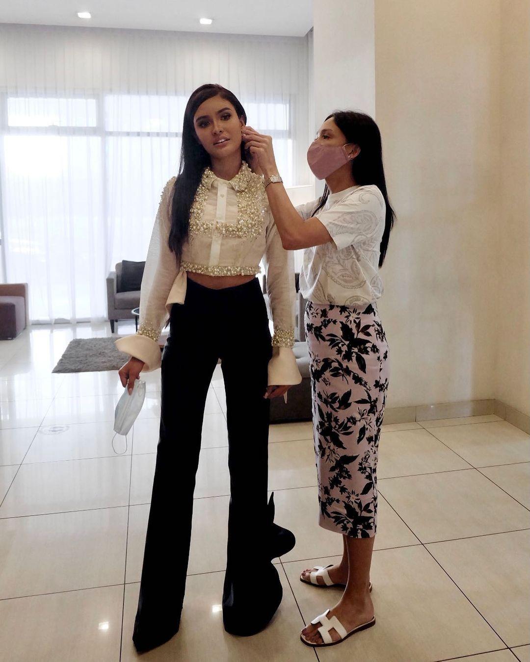Rabiya Mateo Miss Universe outfit