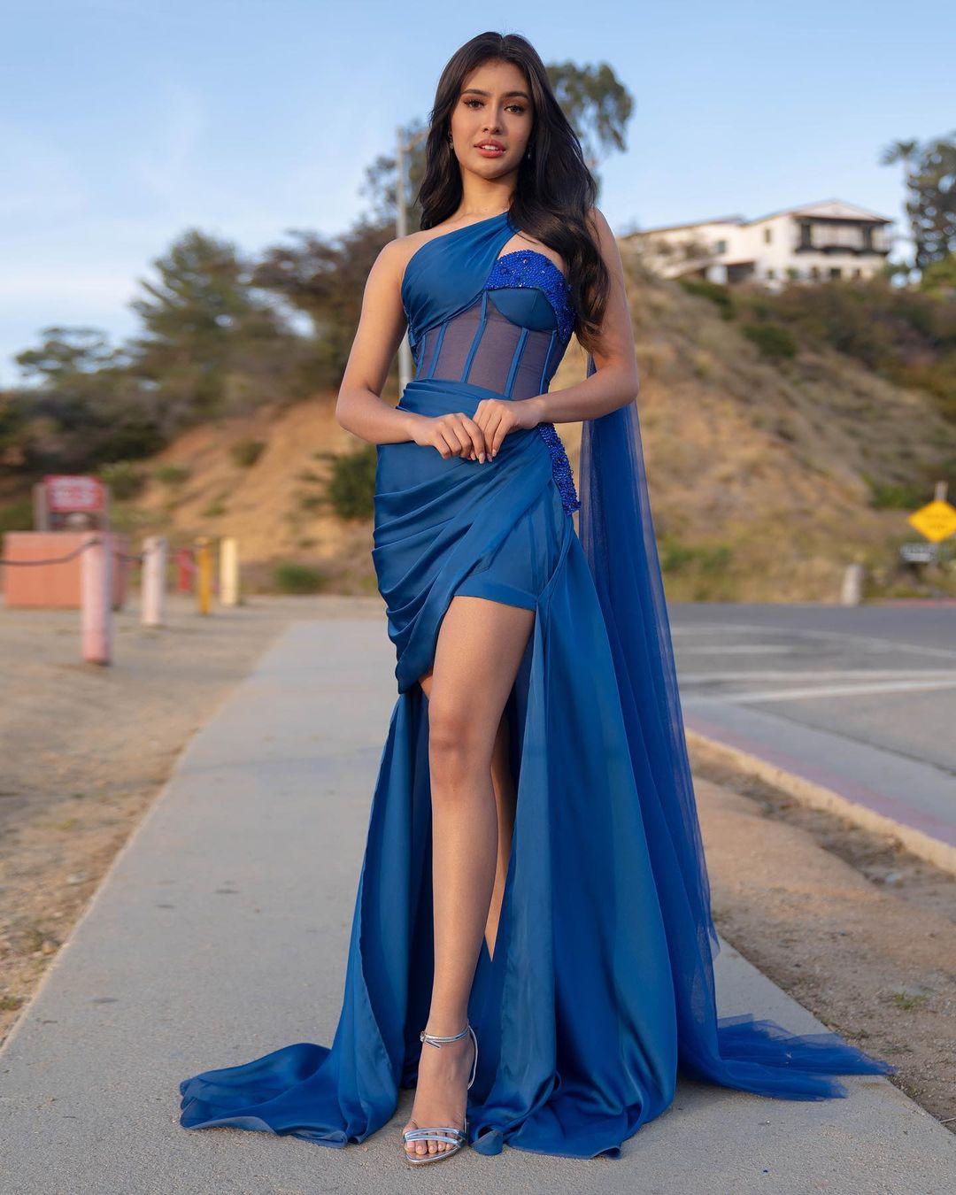 Miss Universe 2020 Philippines bet Rabiya Mateo