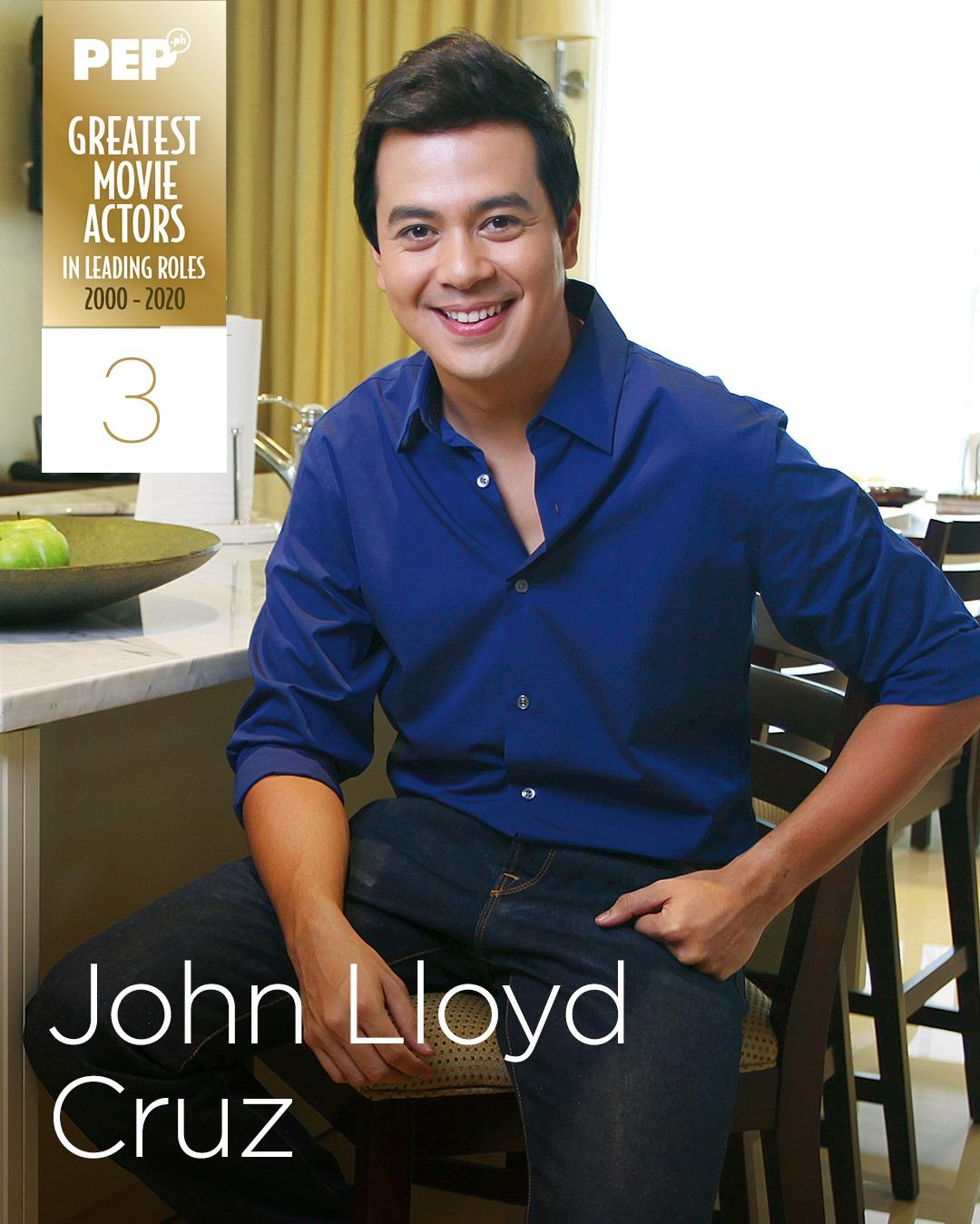 John Lloyd Cruz, 15 Greatest Movie Actors in Leading Roles