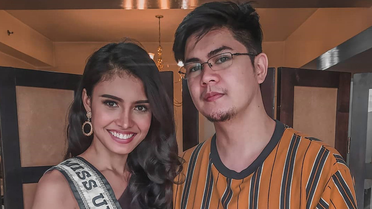 Rabiya Mateo with boyfriend Neil Salvacion
