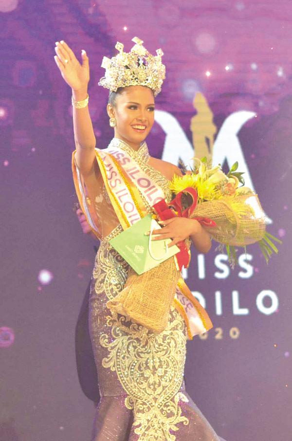 Rabiya Mateo wins Miss Iloilo 2020