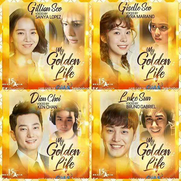 My Golden Life