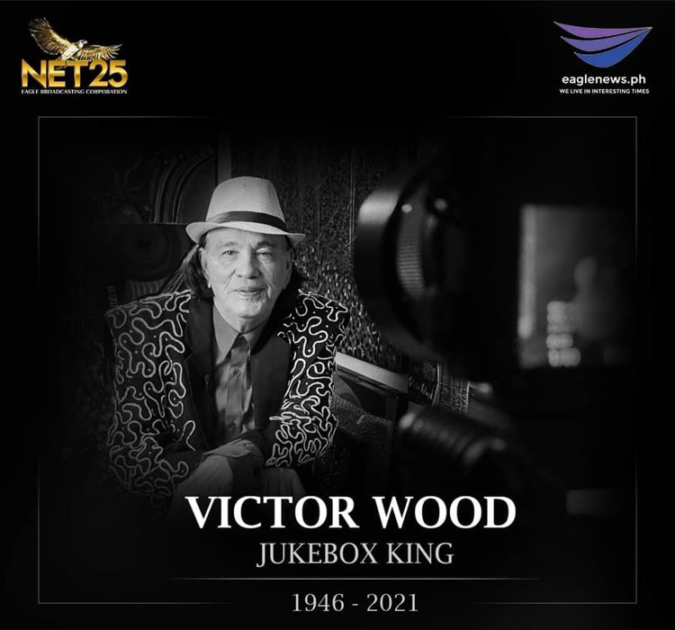 Net25 pays tribute to Victor Wood