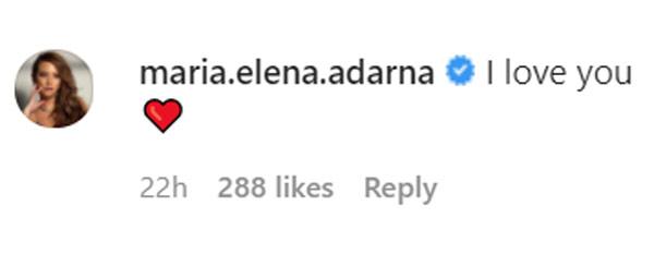 Instagram: Ellen Adarna reacts to Derek post