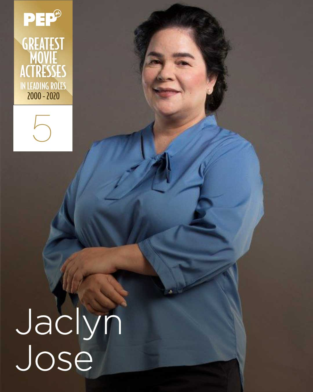 Jaclyn Jose, 15 Greatest Actresses