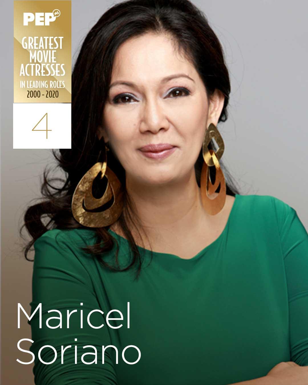 Maricel Soriano, 15 Greatest Actresses