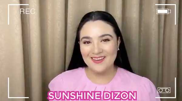 """Sunshine Dizon in teaser of her first ABS-CBN teleserye: """"Happy to be a Kapamilya."""""""