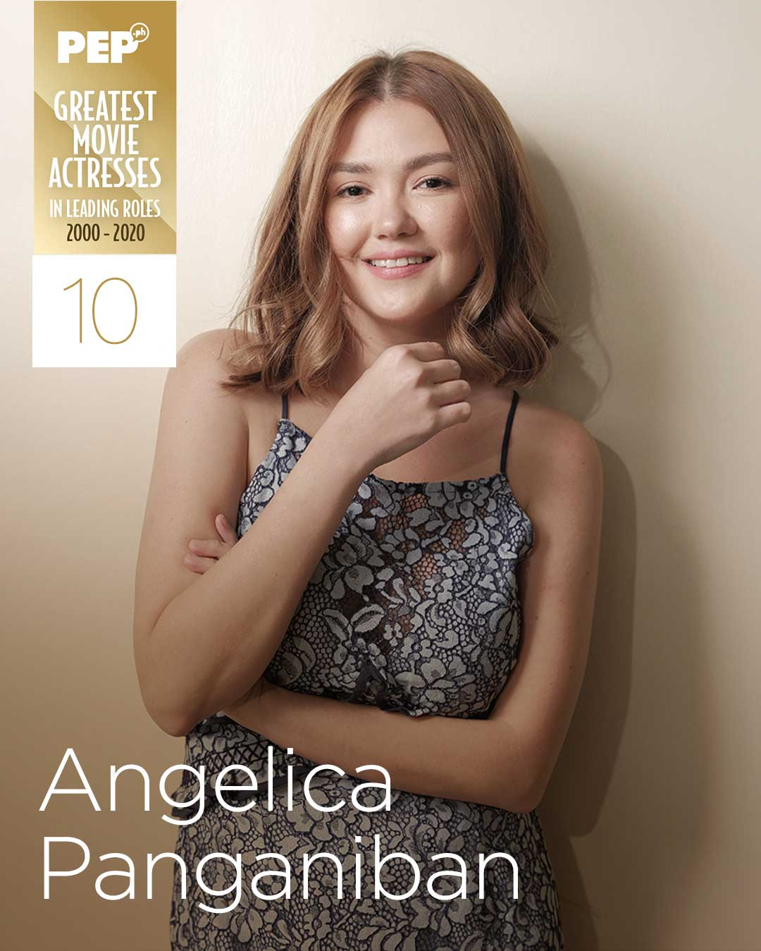 15 Greatest Movie Actresses, Angelica Panganiban