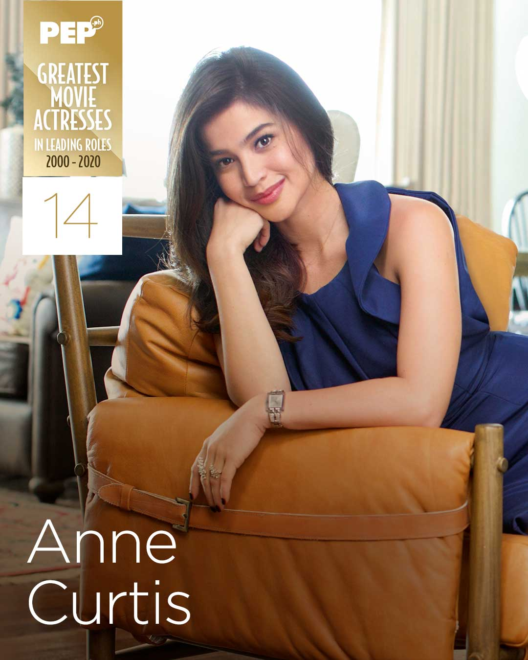Anne Curtis, 15 Greates Movie Actresses