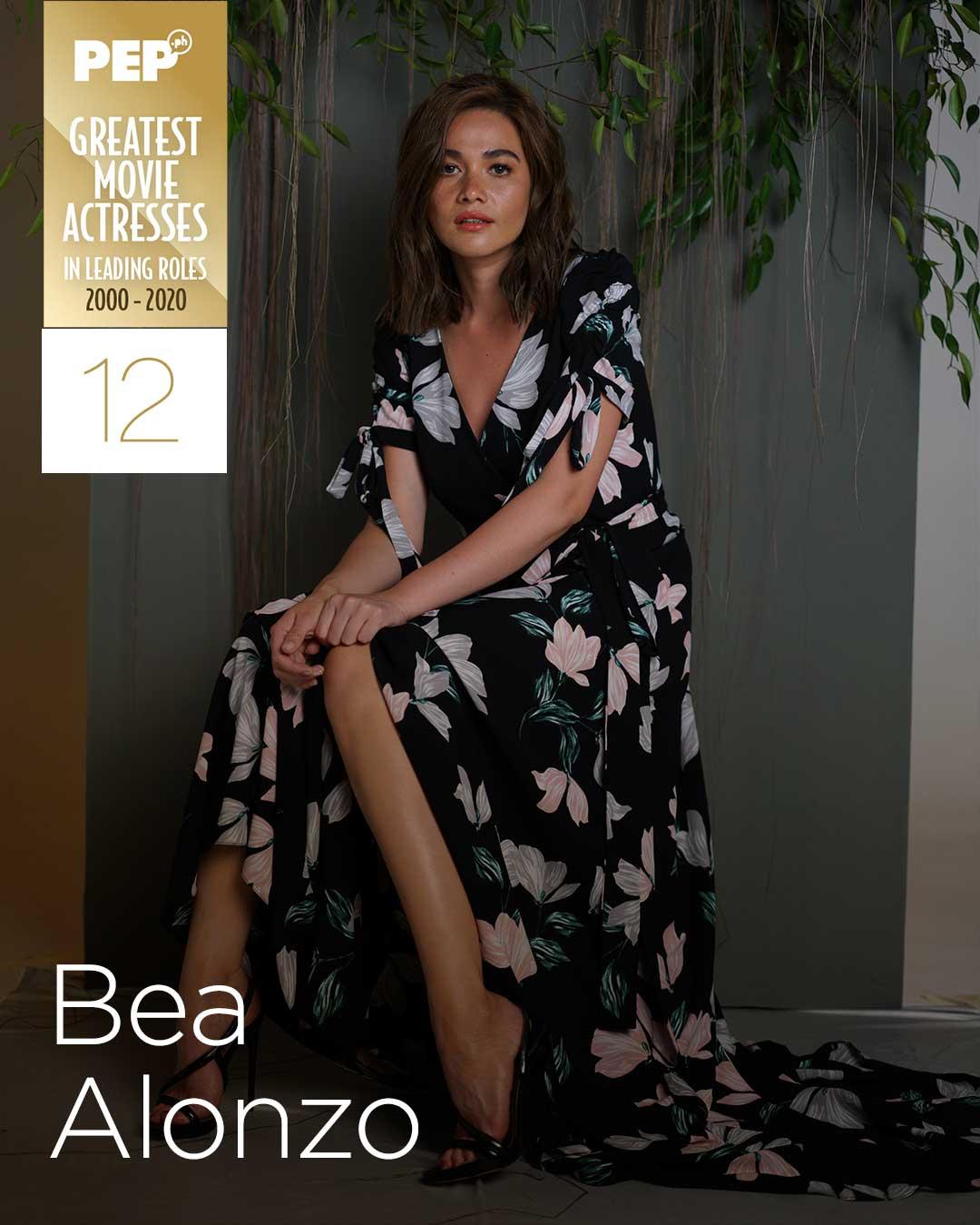 Bea Alonzo, 15 Greatest Movie Actresses