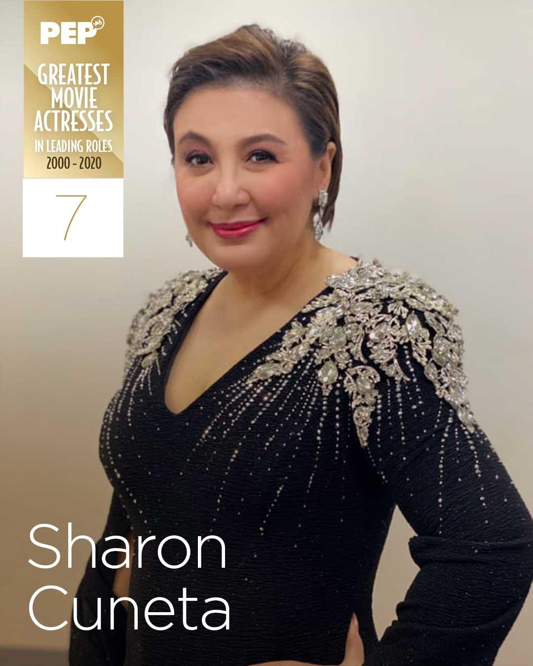 Sharon Cuneta, 15 Greatest Movie Actresses