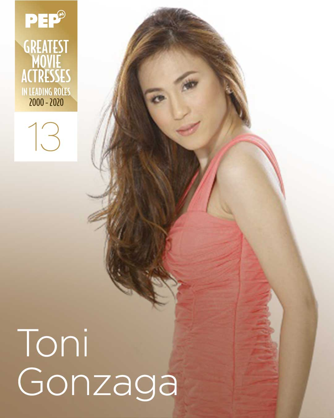 Toni Gonzaga, 15 Greatest Movie Actresses