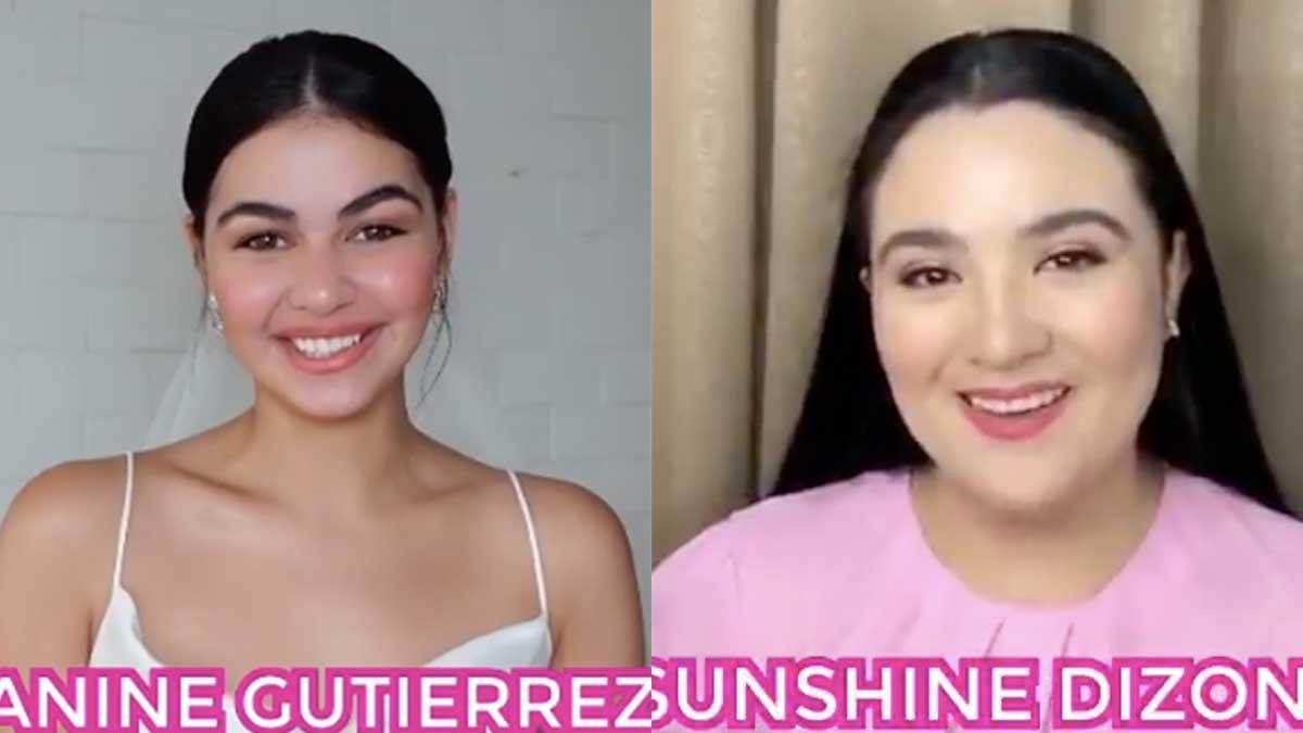 Newest Kapamilya stars Janine Gutierrez and Sunshine Dizon