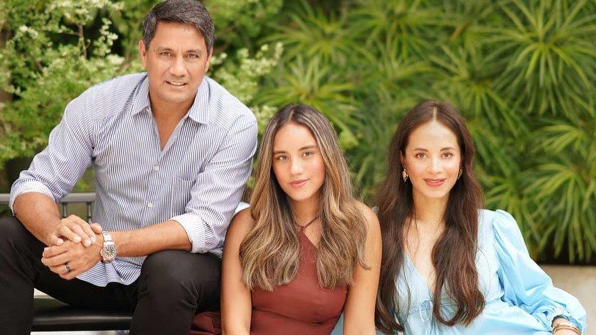 Lucy Torres, Richard Gomez, Juliana Gomez