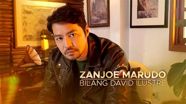 The Broken Marriage Vow cast: Zanjoe Marudo as David Ilustre