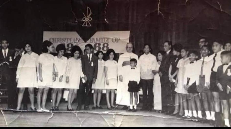 Joe Barremeda's family and former President Ferdinand Marcos.