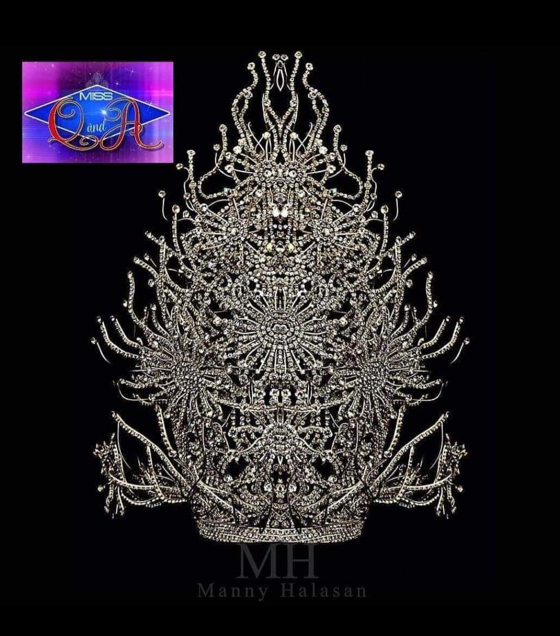 Manny Halasan crown
