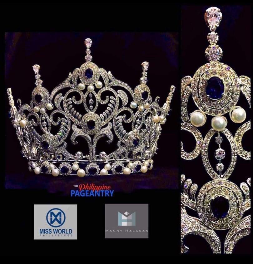Catriona Gray farewell walk crown
